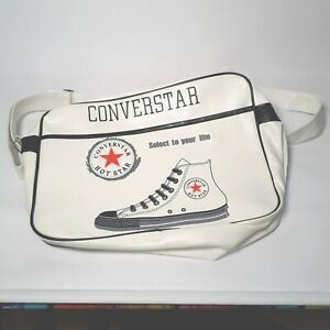 CONVERSE CONVERSTAR  LAPTOP BAG USED GOOD CONDITION WHITE