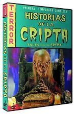 Tales From The Crypt Season 1 - DVD - Historias De La Cripta - 1989