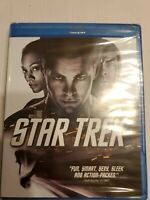 Star Trek (Blu-ray Disc, 2010)