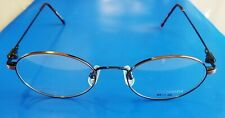 New Vintage MATSUSHIDA RX Glasses Gradient Copper and Black Made In Japan w Case