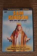 Sam Kinison: Why Did We Laugh [DVD] [1997] [US Import].