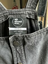 All about eve Denim Dress Size 12