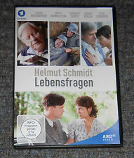 Helmut Schmidt - Lebensfragen - DVD