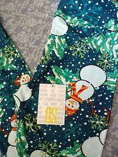☆LULAROE UNICORN☆NWT Christmas Snowman OS Leggings