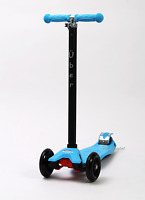 Maxi Scooter by Uber Scooter (Maxi/micro style) Blue New, Boxed Tilt n Turn