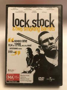 LOCK STOCK and TWO SMOKING BARRELS , Jason Flemyng, Dexter Fletcher  DVD