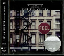 JUNG YONG-HWA (FROM CNBLUE)-FEEL THE Y'S CITY-JAPAN CD+DVD Ltd/Ed K81