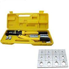 Quetschzange Hydraulikzange Crimpzange Presszange  10 bis 300 mm² hydraulische