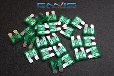 (25) PACK ATC 30 AMP FUSES ATO FUSE BLADE STYLE CAR BOAT AUTOMOTIVE AUTO ATC30