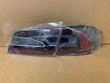 12-19 Tesla Model S RH OUTER INNER PASSENGER SIDE RIGHT Tail Light Lamp Set NEW