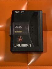 Sony Walkman WM 34 Stereo Cassette Player Tape 1983 Retro