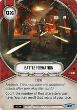 2x Battle Formation - Star Wars: Destiny - Spirit of Rebellion - Common