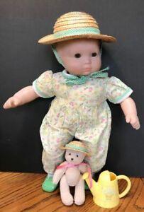 AMERICAN GIRL BITTY BABY GARDENING SET RETIRED PLEASANT COMPANY 1996