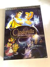 Cinderella DVD Disney 1 One First Movie Platinum Edition 2-Disc Brand New