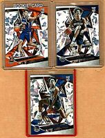"2019-20 REVOLUTION ""CHINESE NEW YEAR"" RC LOT (X3)JAXSON HAYES,TY JEROME,POOLE"
