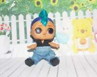 Overalls for LOL Surprise Doll Boy - Punk Boi Clothes