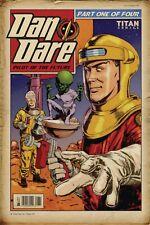 Dan Dare #1 Retro Cover - Bagged & Boarded