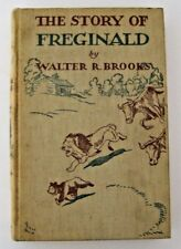 The Story of Freginald by Walter R. Brooks 1936 Hardcover First Ed./Illustrated