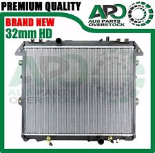 Heavy Duty Radiator For TOYOTA HILUX KUN16R KUN26R 3.0L Turbo Diesel 2005-On