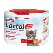 More details for beaphar lactol kitten milk 250g kitty cat milk enriched with vitamins & minerals