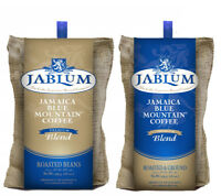 jablum jamaica blue mountain coffee premium blend roasted beans ground coffee