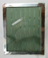 """Antique Fits 8""""x 10"""" Hallmark Sterling Silver Picture Frame"""