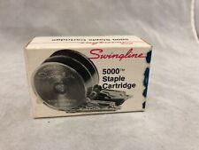 Vintage Swingline 5000 Staple Cartridge For Electric Stapler #50050 NIB