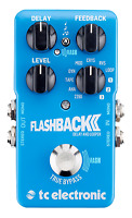 TC Electronic Flashback 2 Delay Guitar Pedal!!
