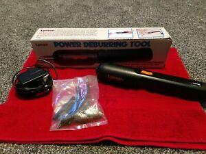 Lyman Power Deburring Tool Kit Case Prep Power Tool Reloading