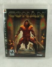 Conan (Sony PlayStation 3, 2007, ps3) Complete