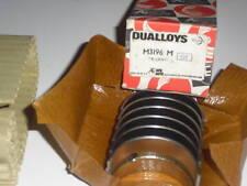 TRIUMPH TR2,3,3A,4  .020 main bearings NOS AE DUALLOYS