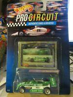 Hot Wheels Pro Circuit Roberto Guerrero Quaker State