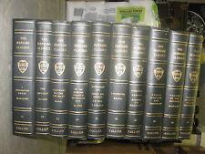 1909 Harvard Classics - 51 Volume Set - Hardcover  $7.95 each !