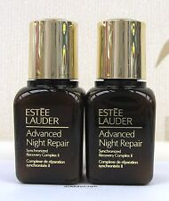 ESTEE Lauder Advanced Night Repair sincronizzato recupero complesso LL 2 x15ml NUOVO