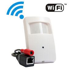 Mini Hidden Wireless Security Camera 720P Pinhole WIFI HD IP CCTV Camera ONVIF