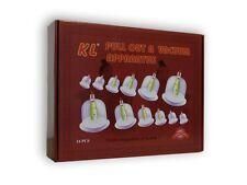 Schröpfen Vakuum Massage Set mit 24 Schröpfgläser Cupping set Вакуумные банки