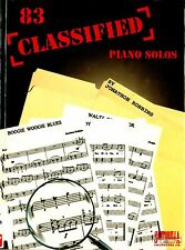 SANTORELLA - 83 CLASSIFIED PIANO SOLOS BY JONATHON ROBBINS