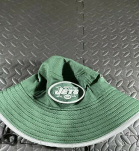New Era NFL NY Jets Training Bucket Hat Adult Size Small/Medium