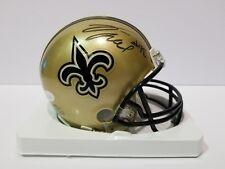 Vonn Bell Autographed Signed Mini Helmet New Orleans Saints JSA