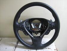 2012 ACURA TL SH TECH PKG STEERING WHEEL DARK GRAY OEM 78500-TK5-A410