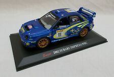 Saico Craftman Series Diecast 2002 Subaru Impreza WRC Car In Box