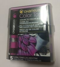 Chameleon Color Tops Alcohol-Based Mixing Chambers - Floral Tones new