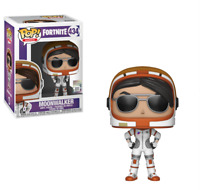 Funko Pop! Games Fortnite S1 Moonwalker #434 vinyl figure