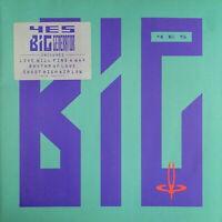 "LP YES - ""Big Generator"" (1987) OIS"