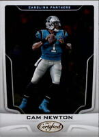 2017 Certified Football Base Singles (Pick Your Cards)