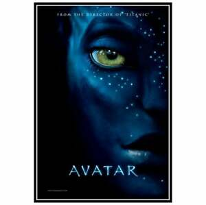 Avatar Movie Poster Print and Canvas Print Lovely Poster Best Gift For Friend