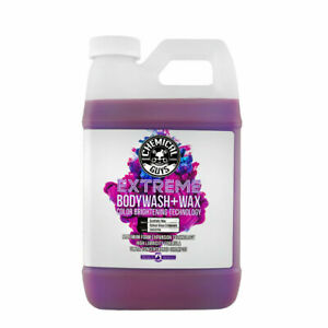 Chemical Guys Extreme Body Wash & Wax with Color Brightening Technology (64 oz)