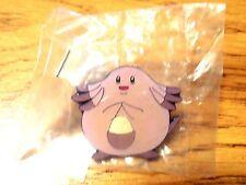 Pokemon Chansey Pin Original for Hat Cap Metal Character Figure Nintendo Toy