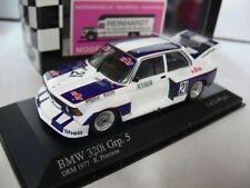 1/43 Minichamps BMW 320i Grp. 5 DRM 1977 R. Peterson 400772321
