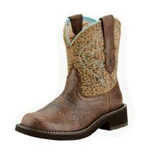 Ariat Fatbaby Boots Size 10B Women's Heritage Harmony 10015363 C3